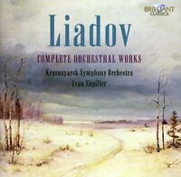 Anatoly Liadov - Complete Orchestral Works [New CD] UK - Import