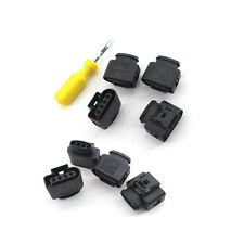8* Ignition Coil Connector Repair Kit Harness Plug Wiring for Audi VW Car H00A