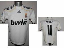 2009-10 FC Real Madrid Bryan #11 Home Football Shirt Jersey size 14 / XLB