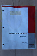 Case-IH 9120 combine original parts catalog #84176456