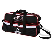 Roto Grip 3 Ball All Star Edition Tote Bowling Bag with Tow Wheels & Shoe Pocket