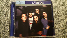 CD Anthrax / The Universal Masters Collection - Album 2001