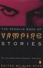The Penguin Book of Vampire Stories Various~Alan Ryan Paperback
