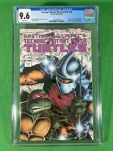 Teenage Mutant Ninja Turtles TMNT 10 - Mirage - CGC 9.6 White - 1987