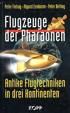 FLUGZEUGE DER PHARAONEN - Algund Eenboom BUCH ( wie Erich von Däniken )