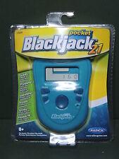 BLACKJACK 21 pocket jeux de cartes electronique #17009 Radica/Mattel 2007