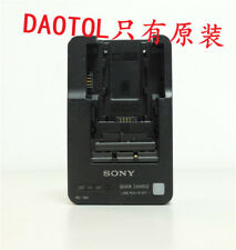 SONY Original BC-QM1 Battery Charger for NEX5T A77M2 AX100 A6000 AXP55 AX40 USED