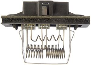 Dorman TECHoice 973-019 HVAC Blower Motor Resistor 12,000 Mile Warranty