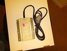 SIEMENS 6ES5-777-0BC01 BUS TERMINAL W/ 2 METER CABLE