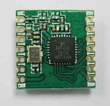 RFM69CW HopeRF 915Mhz Wireless Transceiver with RFM12B compatible Footprint