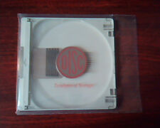 CD-ROM Caddy BRAND NEW - Vintage plastic compact disc case