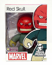 MARVEL MIGHTY MUGGS_The RED SKULL Vinyl figure_Exclusive Limited Edition_New_MIB