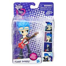 My Little Pony Equestria Girls Minis Flash Sentry Boy Doll Toy New/Sealed! B7788
