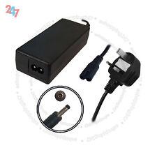 AC Cargador Adaptador Portátil Para HP Pavilion 15-e076se 65 W + 3 Pin Cable De Alimentación S247