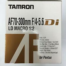 Tamron AF 70-300mm f/4-5.6 Di LD Macro 1:2 A17P for Pentax K-AF Mount