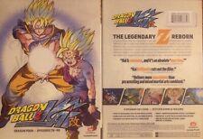 Dragon Ball Z Kai Season 4 (4-disc set dvd)