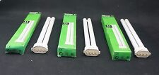 3 x Phillips ECOTONE COOL BIANCO PL-S 11w 4 PIN 2g7 840/4p (b0)
