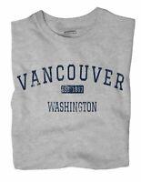 Vancouver Washington WA T-Shirt EST