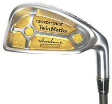 Honma Twinmarks cross attack 4star Iron set  (#3-11.SW) 10pcs R 24K ring & Bar