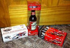 Lot Dale Earnhardt Jr All Star Game Cars 2002 1:32 Scale NASCAR Budweiser Bottle