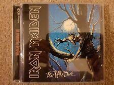 IRON MAIDEN - FEAR OF THE DARK 1998 ENHANCED REMIX/REMASTER CD *NEW*