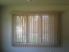 Levolor Window Vertical Blinds Ebay