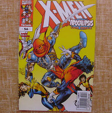 Comic, X-Men, nº 56, Forum, Marvel Comics, Apocalipsis Los Doce, 2000,Alan Davis
