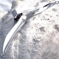 RBII65 Haken 65mm SILBER 925 Verschluss f. Kette u. Armband silver clasp 65mm