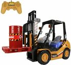 1:14 Remote Control Forklift 2.4G 6CH Pallet Truck Toy Engineering Vehicle Model