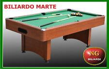 Biliardo MARTE - TAVOLO DA BILIARDO + ACCESSORI - NG BILIARDI