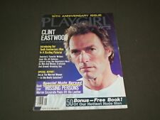 1983 JUNE PLAYGIRL MAGAZINE - CLINT EASTWOOD - SP 9234