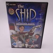 The Ship Mörder Ahoi PC DVD Box Spiel Game