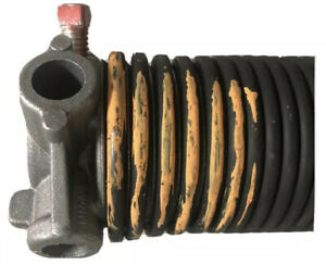 A Pair of Clopay Torsion Springs for a 16'x7' Non Insulated 25 Gauge Garage Door
