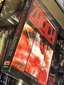 Zatoichi The Blind Swordsman Collection II (DVD) 6-Disc Set! Shintaro Katsu NEW!