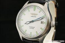 Christmas NY 2017 gift Russian watch MILITARY style Polyot 2614.2H PILOT AVIATOR