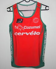 Équipe TBB Cervelo Woman cycling shirt jersey taille M