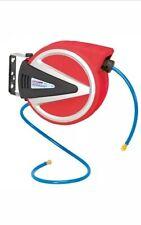 Sealey SA814 Retractable Air Hose Reel 15mtr 8mm Id Pu Hose