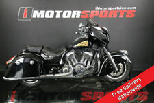 2015 Indian Motorcycle Chieftain Thunder Black