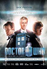 Libros de literatura y narrativa Doctor Who