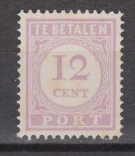 Port 23 MNH PF Suriname portzegel due 1913