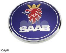 """Saab 9-3 - 9-5 Bonnet Badge """"Saab"""" New Genuine 12844161"""