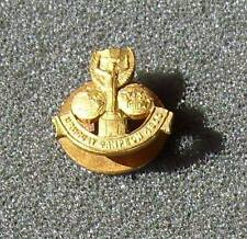 World cup 1950 pin badge
