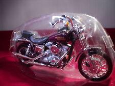 Maisto Harley Davidson motorcycle collection 1:18 - Code 14 (model name !)