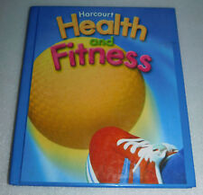 Harcourt Health Fitness Grade 3 HC 2006 Student Textbook Body Safety Disease