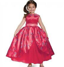 Elena Costume Deluxe Dress Ball Gown Child Disney Princess - XS 3T-4T S 4-6