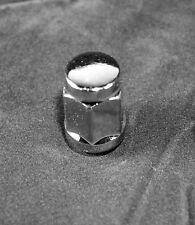50-lugnuts-Chrome-Acorn-Bulge-m12x1-5-thread-lug-nut-replaces-Dorman-611-284-21