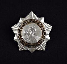 II WK Bogdan Chmelnizki III Kl .UdSSR Orden 1943 Russland