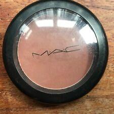 MAC Powder Blush Matte 6g - Swiss Chocolate - See Below