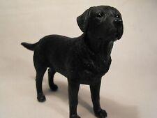 Best of breed par NATURECRAFT-labrador assis jaune sculpture-new /& boxed