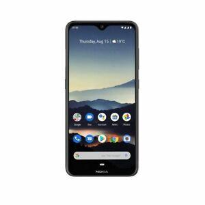 """Nokia 7.2 Smartphone Charcoal black 6.3"""" 6GB 128GB microSDXC Sim Free Dual Sim"""
